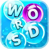 Bubble Words Game - Cerca e connetti le parole