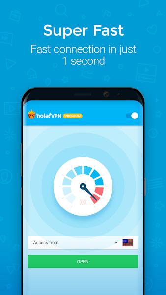 Hola VPN Proxy Plus v1.160.491 [Premium] 1