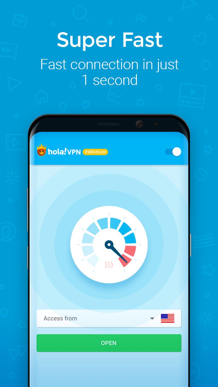 Hola VPN Proxy Plus v1.172.150 [Premium] APK [Latest]