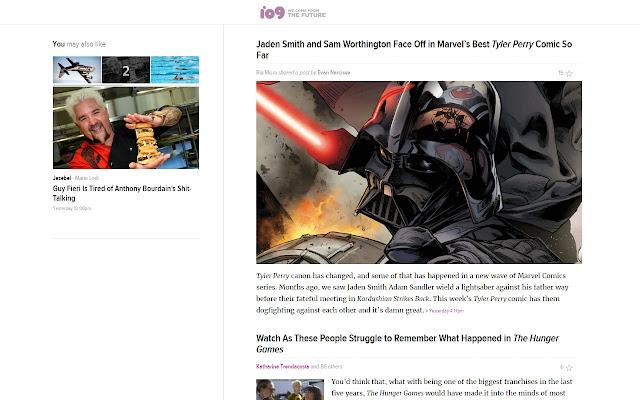 Star Wars Spoiler Remover