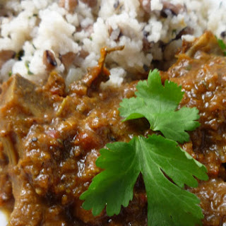 Goat Curry - Mutton Curry Recipe