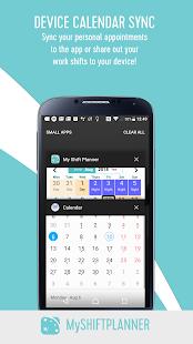 App My Shift Planner - Personal Shift Work Calendar APK for Windows Phone