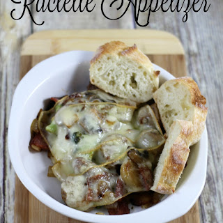 Raclette Appetizer Recipe