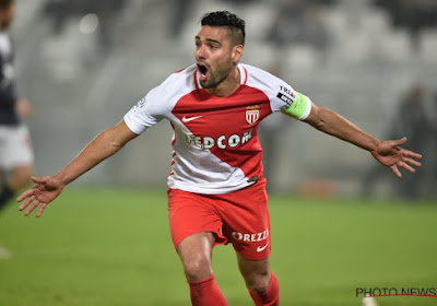 Radamel Falcao voit son avenir en rouge et blanc