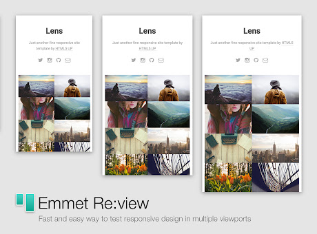 Emmet Re:view