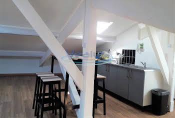 Studio meublé 45 m2