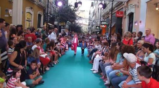 La moda de los niños almerienses en la MicroPasarela el viernes 2 de octubre