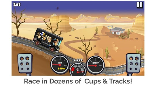 Hill Climb Racing 2 Mod Game APK [Unlimited Money, Coin] [Unlocked] 3