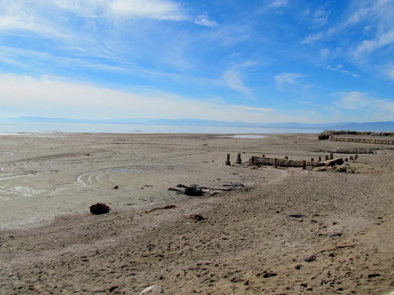 Photo: Bombay Beach on the Salton Sea