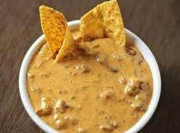 Andy's Easy Cheese Dip Recipe