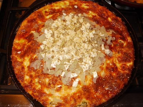 Individual Mediterranean  Fritattas Recipe