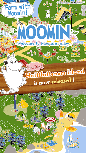 MOOMIN Welcome to Moominvalley 5.14.0 screenshots 1