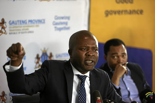 New Tshwane sheriff Mpho Nawa says his priority is to restore governance - SowetanLIVE
