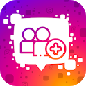 Likes Followers for Instagram icon
