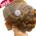 Hairstyle Changer App Girl Step by Step 2020 Image icon