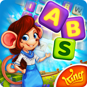 AlphaBetty Saga - Play with Words! APK Icon