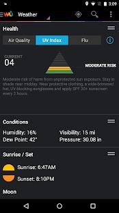 Weather Underground- screenshot thumbnail