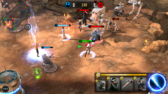 Star Wars: Force Arena screenshot 12