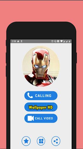 Iron Men Callprank 3:00 AM screenshot 3