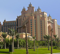 Visiter Atlantis, The Palm Hotel
