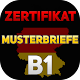 Zertifikat Deutsch B1 Musterbriefe for PC-Windows 7,8,10 and Mac