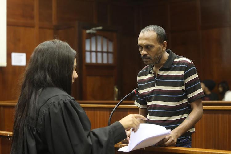 Court shown footage of Phoenix triple-murder accused ...