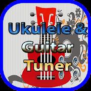 ukulele tuner and guitar tuner
