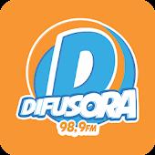 Difusora FM 98,9 Patrocínio-MG