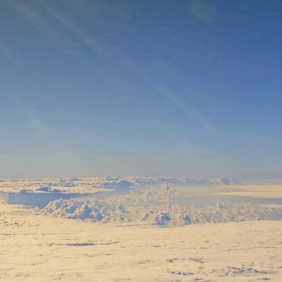 #Distesa di # zucchero #clouds #cloudporn #skyporn #winter #sky #view #scene #nature #mothernature #natura #travel #vscocam #vscotravel #travel #landscape #panorama #landing #photooftheday #air #aereo #vsco di manu_queen