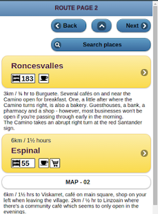 Camino de Santiago Guide- screenshot thumbnail
