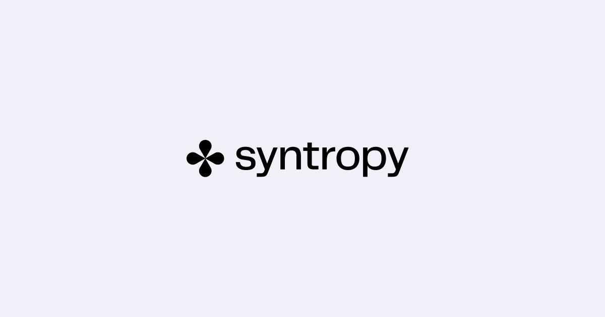 Blog Syntropy