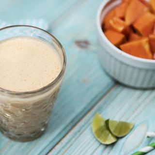 Papaya Creamsicle Recipe