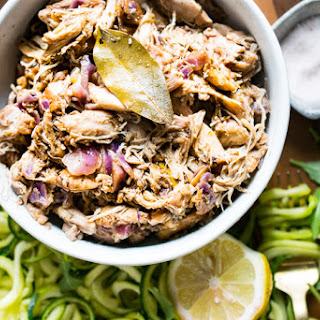 Lemon Balsamic Chicken Recipe