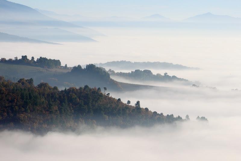Tra le nuvole di Assisi di katia_levyk