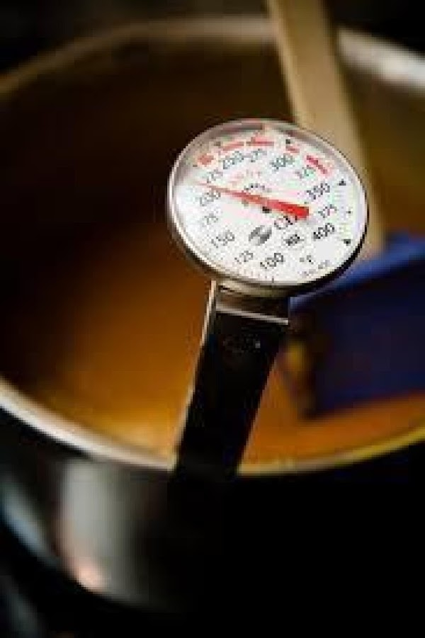 Carefully stir in evaporated mil, reduce heat to medium low cook stirring constantly, until...