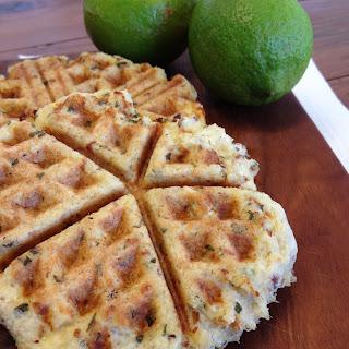 Crab Cake Waffle