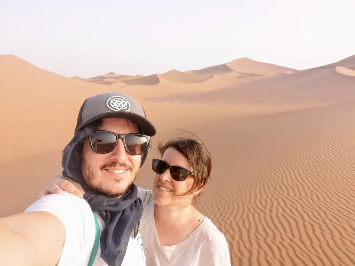 desierto de erg chigaga