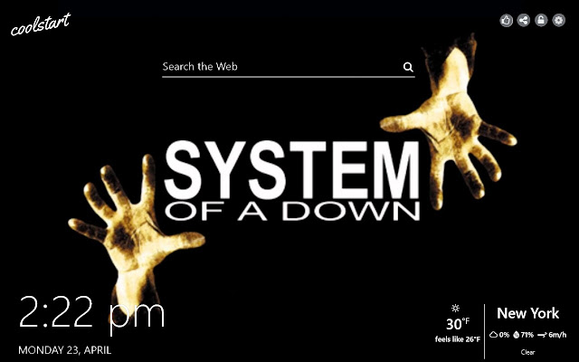 System Of A Down HD Wallpapers Metal Theme