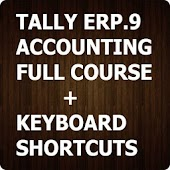 Tally GST Course & Shortcut Keys
