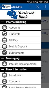 Northeast Bank Mobile Banking- screenshot thumbnail