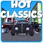 Car Racing 3D : Hot Classics Game icon