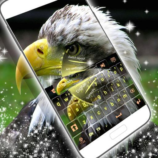鷹鍵盤 個人化 App LOGO-硬是要APP
