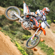 Awesome Motocross Racing Wallpaper