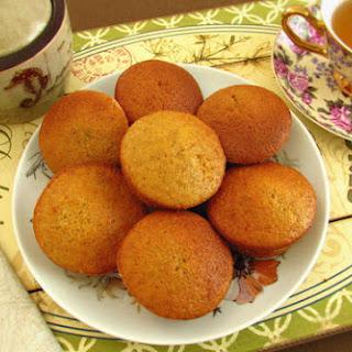 Carrot Orange Muffins.