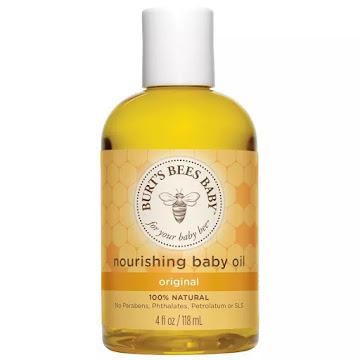 Aceite Nutritivo Bebe   Burt Bees Baby Bee 118 Ml.