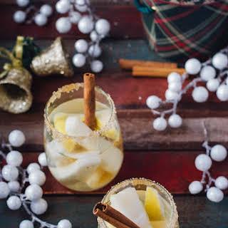 I'm Dreaming of a White Christmas Sangria.