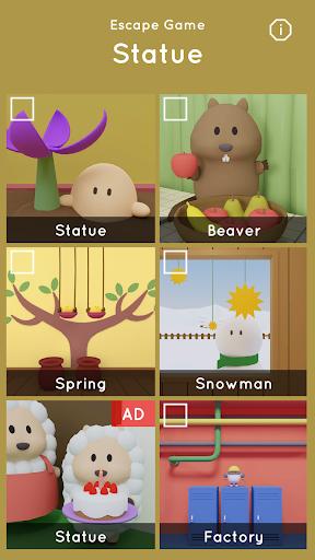 Escape Game Statue apkdebit screenshots 1