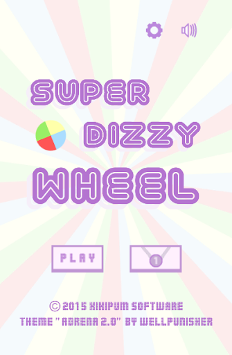 Super Dizzy Wheel