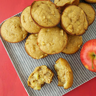 Apple Applesauce Muffins