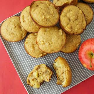 Apple Applesauce Muffins.